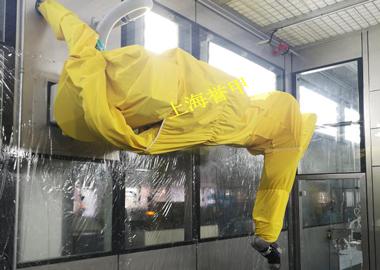 喷涂机器人防护服