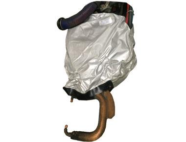 焊接机器人防护罩